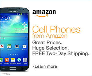 Cellphones at Amazon